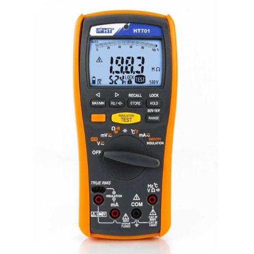 HT Italia HT701 Insulation Tester/ Multimeter