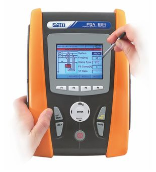 HT Italia PQA-824 Power Quality Meter