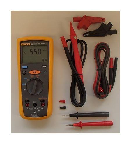 Fluke Insulation Resistance Tester : Fluke insulation resistance tester my meter