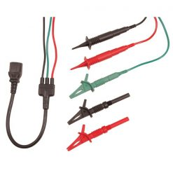 Martindale TL88 IEC Three Wire 10A Fused Test Lead