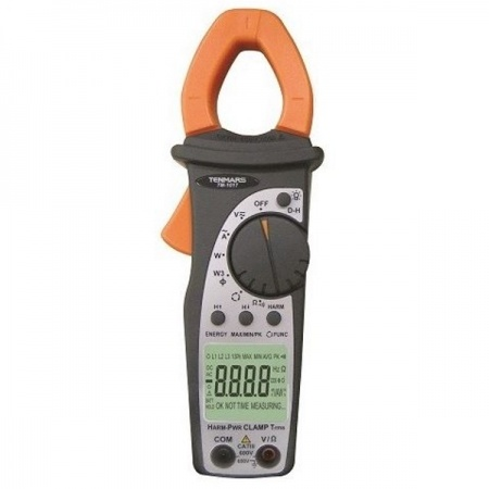 Tenmars TM-1017 400A True-Rms Power Clamp Meter