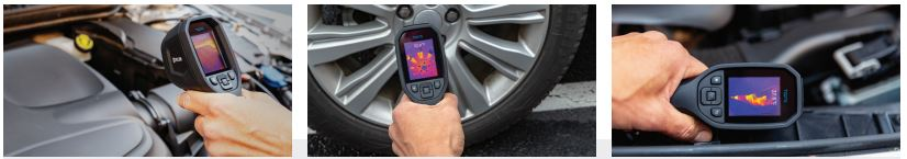 FLIR TG275 Thermal Camera for Automotive Applications