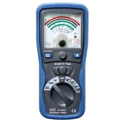 CEM-DT-5503 Analogue Insulation Tester