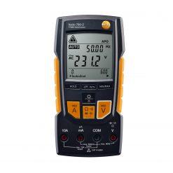 testo 760-2 TRMS multimeter 230V front
