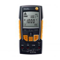 testo 760-3 TRMS multimeter 230V front