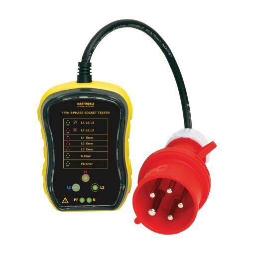 PC105 socket tester